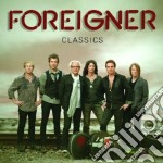 Foreigner - Foreigner Classics cd musicale di Foreigner