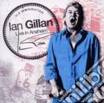 2in1-live in anaheim&gillan's inn cd musicale di Ian Gillan