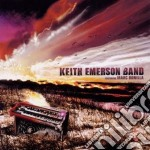 Keith Emerson - Keith Emerson Band / Moscow cd musicale di Keith Emerson