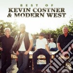 Costner,kevin&modern - Best Of cd musicale di Kevin&modern Costner