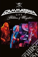Live skeletons&majesties-cd cd musicale di Gamma Ray