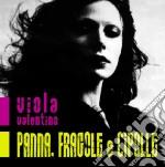 Panna fragole e cipolle cd musicale di Viola Valentino