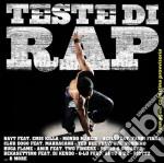Various - Teste Di Rap cd musicale di Artisti Vari