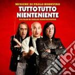 Paolo Buonvino - Tutto Tutto Niente Niente cd musicale di Soundtr Ost-original