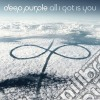 Deep Purple - All I Got Is You cd