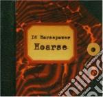 HOARSE cd musicale di 16 HORSEPOWER