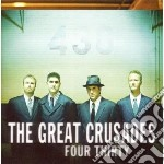 FOUR THIRTY cd musicale di GREAT CRUSADES