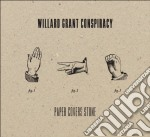 PAPER COVERS STONE                        cd musicale di WILLARD GRANT CONSPI