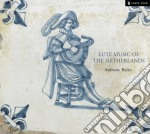 Lute music of the netherlands cd musicale di Miscellanee