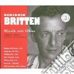 Britten Benjamin - Musica Con Oboe: Temporal Variations, Suite Per Arpa Op.83, 2 Insect Pieces cd musicale di Benjamin Britten