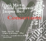 Martin Frank - Concertante: 3 Danze Per Oboe, Arpa, Quintetto Solo E Orchestra D'archi cd musicale di Frank Martin