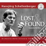 Lost & found, concertini per oboe cd musicale di Miscellanee