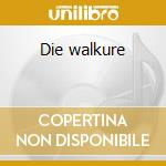 Die walkure cd musicale di Wagner