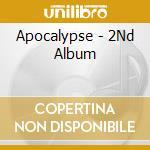 Apocalypse cd musicale di Apocalypse