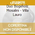 Duo B?geholz/mosalini - Duo B?geholz/mosalini Musik F?r Bandoneon & Gitarre cd musicale di Bogeholz/mosalini