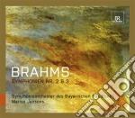 Brahms Johannes - Sinfonia N.2 Op.73, N.3 Op.90 cd musicale di Johannes Brahms
