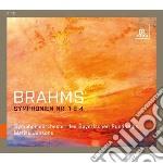 Sinfonie nn. 1 op.68 & n.4 op.98 cd musicale di Johannes Brahms
