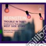 Bernstein Leonard - Trouble In Tahiti, West Side Story: Danze Sinfoniche cd musicale di Leonard Bernstein