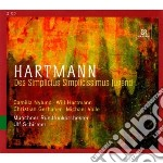 DES SIMPLICIUS SIMPLICISSIMUS JUGEND      cd musicale di Hartmann karl amadeu
