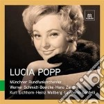 Lucia popp - great singers live cd musicale di Miscellanee