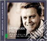Prey Hermann - Great Singers Live:hermann Prey cd musicale di Hermann Prey