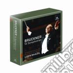 Sinfonie (integrale) cd musicale di Anton Bruckner
