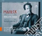 Sinfonia n.1, audiobiografia di j�rg han cd musicale di Gustav Mahler