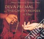 Tibetan mantras for turbulent times cd musicale di Premal Deva