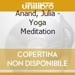 Yoga meditation cd musicale di Music Beauty