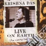 Live on earth cd musicale di Das Krishna