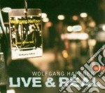 LIVE & REAL cd musicale di HAFFNER WOLFGANG