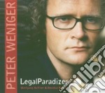 LEGAL PARADIZER cd musicale di WENIGER PETER