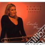 Karin Hammar Quartet - Everyday Magic cd musicale di HAMMAR KARIN QUARTET