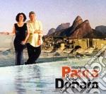 Paula Morelenbaum & Joao Donato - Agua cd musicale di Paula morelenbaum &