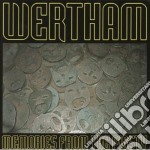 Wertham - Memories From The Pigsty cd musicale di WERTHAM