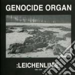 Genocide Organ - Leichenlinie 1989-2009 cd musicale di Organ Genocide