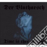 TIME IS THEE ENEMY                        cd musicale di Blutharsch Der