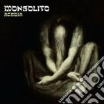 Mongolito - Acedia cd musicale di Mongolito