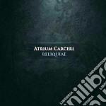 Reliquiae cd musicale di Carceri Atrium