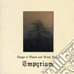 SONGS OF MOORS AND MISTY FIELDS           cd musicale di EMPYRIUM