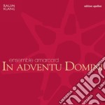 In adventu domini cd musicale di Amarcord Ensemble