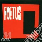 Flow cd musicale di Foetus