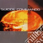Suicide Commando - Mindstrip cd musicale di Commando Suicide