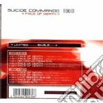 FACE OF DEATH                             cd musicale di Commando Suicide
