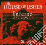 INFERNO                                   cd musicale di The House of usher