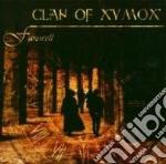 Clan Of Xymox - Farewell cd musicale di CLAN OF XYMOX