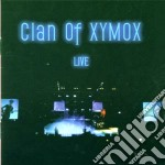 LIVE                                      cd musicale di CLAN OF XYMOX