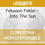 Into the sun cd musicale