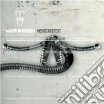 Massiv In Mensch - Menschdefekt cd musicale di Massiv in mensch