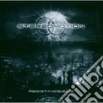 Stereomotion - Resistance cd musicale di STEREOMOTION